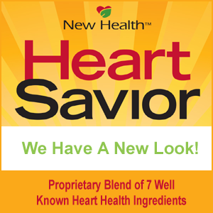 New Health Corp Heart Savior - Proprietary Blend of 7 Well Known Heart Health Ingredients