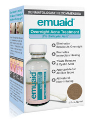 Speer Labs Emuaid Overnight Acne Treatment (1 Fl oz)
