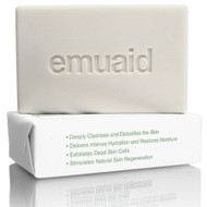 Speer Labs Emuaid Homeopathic Medicine Triple Milled All-Natural Therapeutic Moisture Bar (5 oz)