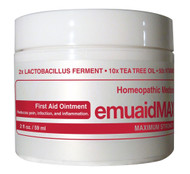Speer Labs EmuaidMax First Aid Ointment Homeopathic Medicine (2 oz)