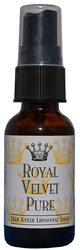 The Healthy Protocol Royal Velvet Pure Deer Antler Liposomal Spray  (1fl oz/30ml)