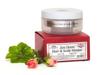 Morrocco Method Zen Detox Hair & Scalp Therapy Conditioning and Repair Treatment (4 oz)