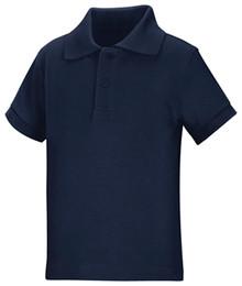 Classroom Toddler Short Sleeve Polo - FJCS