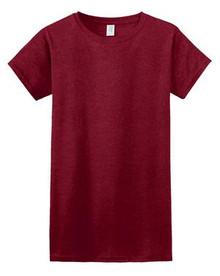 Gildan Softstyle® Junior Fit T-Shirt w/Spirit Screen Logo - Trinity