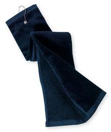 Port Authority® Grommeted Tri-Fold Golf Towel - Trinity