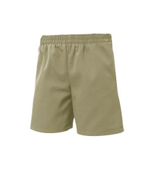 Toddler Pull-On Shorts - KHK & NVY