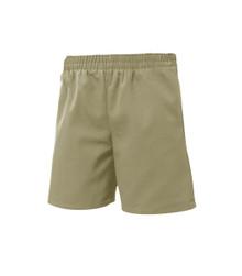 Toddler Pull-On Shorts - Khaki Only
