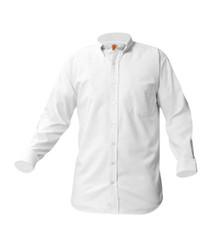 Long Sleeve Oxford Shirt - SFDA