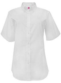 Short Sleeve Pinpoint Oxford Shirt - SFDA