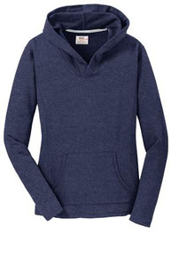 72500L - Anvil® Ladies French Terry Pullover Hooded Sweatshirt - Trinity