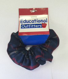 Plaid Scrunchie - P93 - TPA