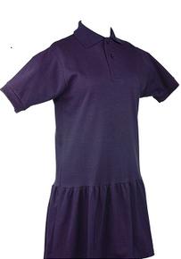 Girls Polo Dress