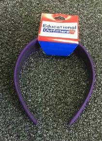 Padded Headband Purple