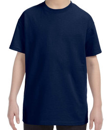JERZEES® - Youth Heavyweight Blend 50/50 Cotton/Poly T-Shirt