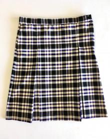 Girl's Box Pleat Skirt - P2M