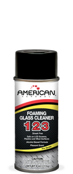 Foaming Glass Cleaner 123 - 4oz