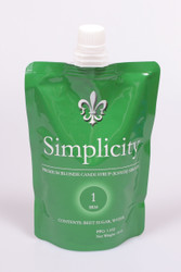 Simplicity Candi Syrup (SRM 1) 1 lb