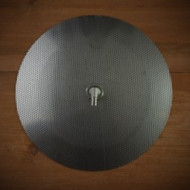 "9"" False Bottom w/Elbow"