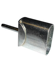 Bit installation tool for screw in insulator