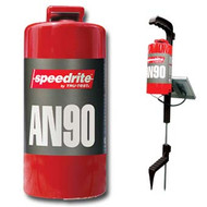 Speedrite AN90 Portable Energizer and Optional Stand 2 Miles/ 5 Acres