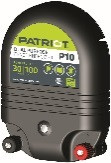 Patriot P10 110V and 12V Plug In Charger  100 Acres/ 30 Miles