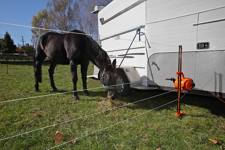 Gallagher Portable Complete Smart Fence
