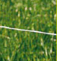 Patriot Electric Fence Poliwire 660ft White