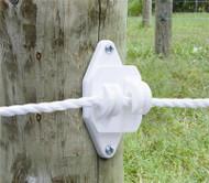 Jumbo Wood Post Claw Insulator