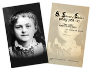 St. Therese (Child) Holy Card