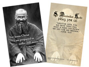 St. Maximilian Kolbe Holy Card
