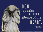 God Speaks Wall Graphic I