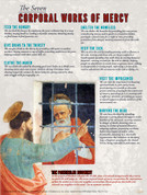 The Seven Corporal Works of Mercy Explained Teaching Tool