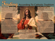 Fasting According to Catholic Tradition (Faith Explained) Teaching Tool