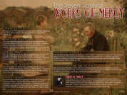 The Seven Spiritual Works of Mercy Explained Teaching Tool