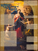 Mary Undoer of Knots Explained Teaching Tool