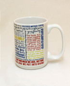 Blessed Mother Teresa Quote Mug