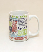 Saint Gianna Quote Mug
