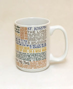 Saint Joseph Quote Mug