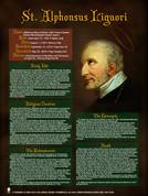 Saint Alphonsus Ligouri Explained Poster