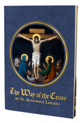 The Way of the Cross St. Alphonsus Liguori Stations Booklet