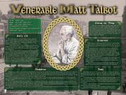 Venerable Matt Talbot Explained Poster
