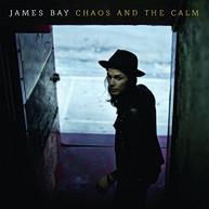 JAMES BAY - CHAOS & THE CALM CD