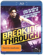 BREAKING THROUGH (2015) BLURAY