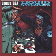 GZA GENIUS - LIQUID SWORDS CD
