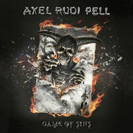 AXELRUDI PELL - GAME OF SINS CD