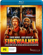 FIREWALKER (1986) BLURAY