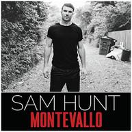SAM HUNT - MONTEVALLO CD