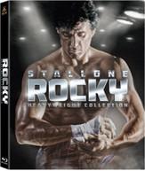 ROCKY HEAVYWEIGHT COLLECTION 40TH ANNIVERSARY BLU-RAY