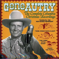 GENE AUTRY - COMPLETE COLUMBIA CHRISTMAS RECORDINGS CD
