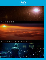 PLACEBO - WE COME IN PIECES BLU-RAY